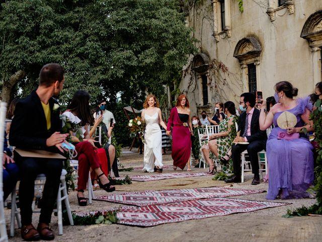 La boda de Alberto y Lucia en Fontanars Dels Alforins, Valencia 32
