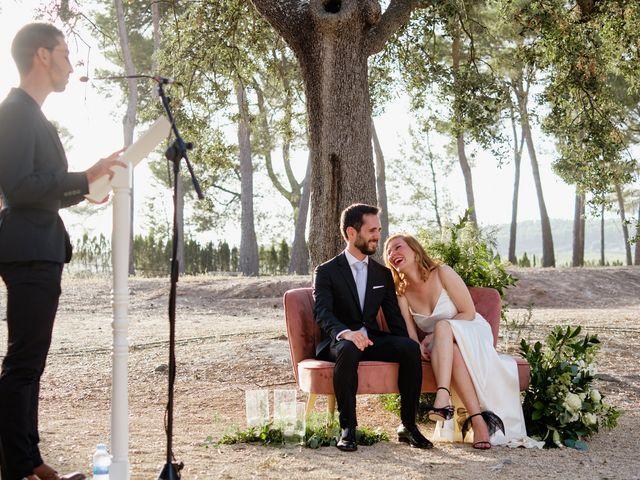 La boda de Alberto y Lucia en Fontanars Dels Alforins, Valencia 33