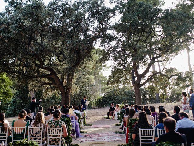 La boda de Alberto y Lucia en Fontanars Dels Alforins, Valencia 34