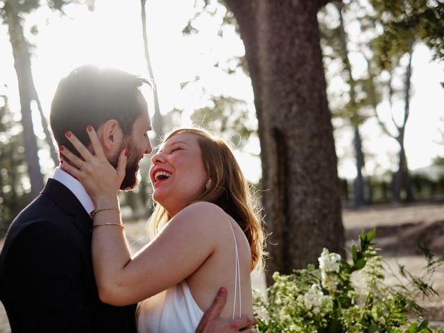 La boda de Alberto y Lucia en Fontanars Dels Alforins, Valencia 36