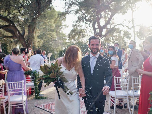 La boda de Alberto y Lucia en Fontanars Dels Alforins, Valencia 37