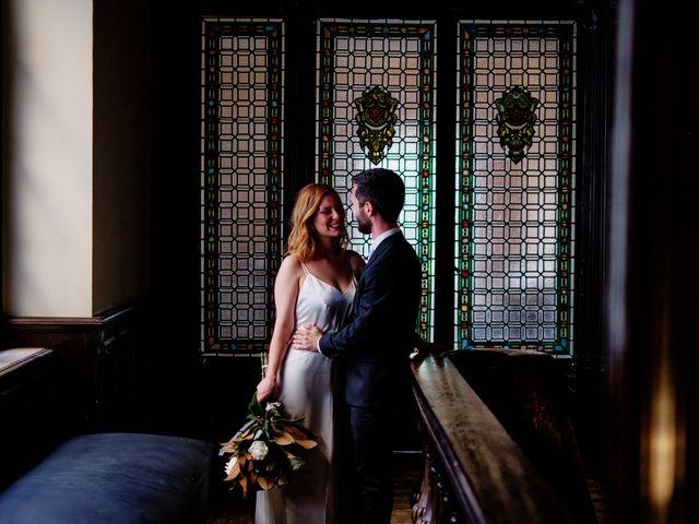 La boda de Alberto y Lucia en Fontanars Dels Alforins, Valencia 39
