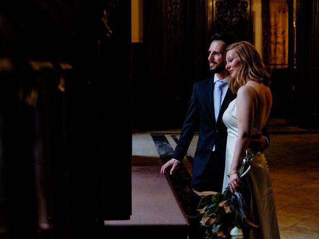 La boda de Alberto y Lucia en Fontanars Dels Alforins, Valencia 41