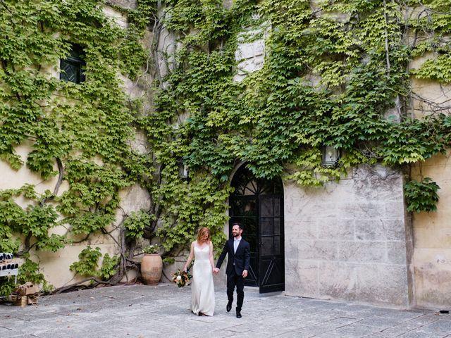 La boda de Alberto y Lucia en Fontanars Dels Alforins, Valencia 43
