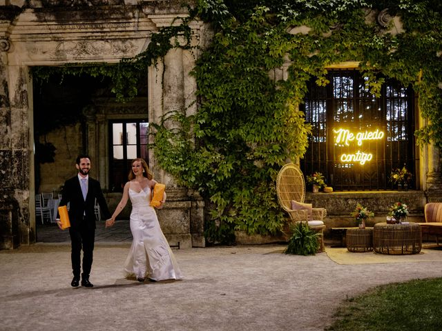 La boda de Alberto y Lucia en Fontanars Dels Alforins, Valencia 49