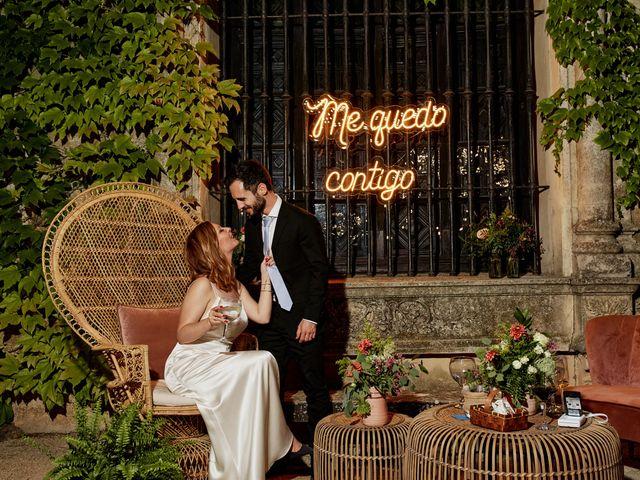 La boda de Alberto y Lucia en Fontanars Dels Alforins, Valencia 50