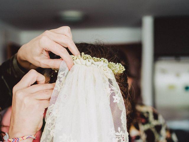 La boda de Lucas y Carlota en Casalarreina, La Rioja 11