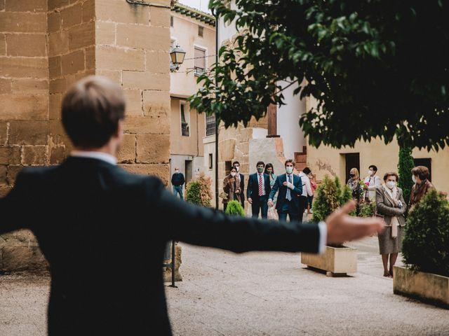 La boda de Lucas y Carlota en Casalarreina, La Rioja 17
