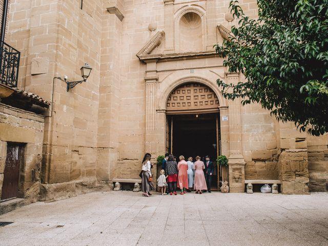 La boda de Lucas y Carlota en Casalarreina, La Rioja 18