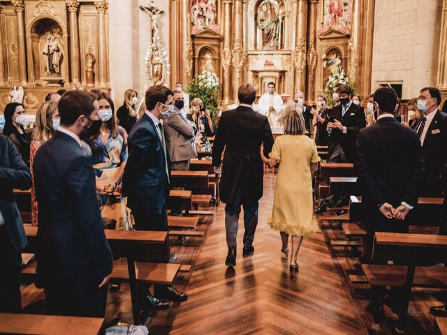 La boda de Lucas y Carlota en Casalarreina, La Rioja 19