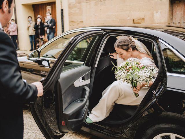 La boda de Lucas y Carlota en Casalarreina, La Rioja 20