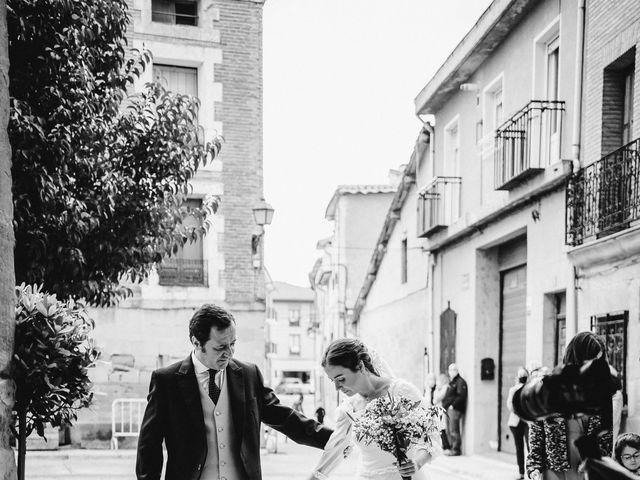 La boda de Lucas y Carlota en Casalarreina, La Rioja 21