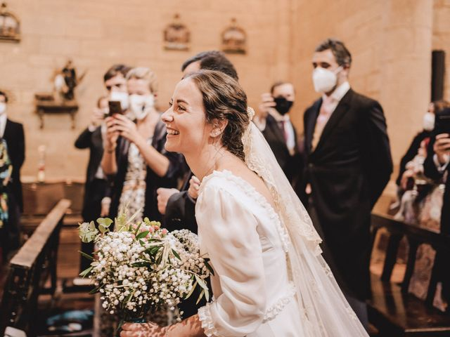 La boda de Lucas y Carlota en Casalarreina, La Rioja 23