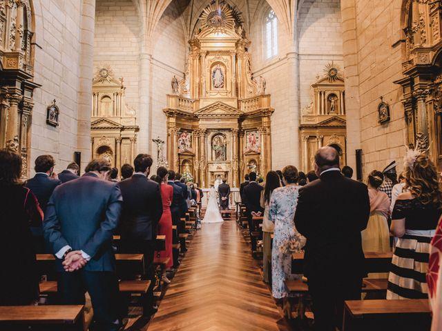 La boda de Lucas y Carlota en Casalarreina, La Rioja 24
