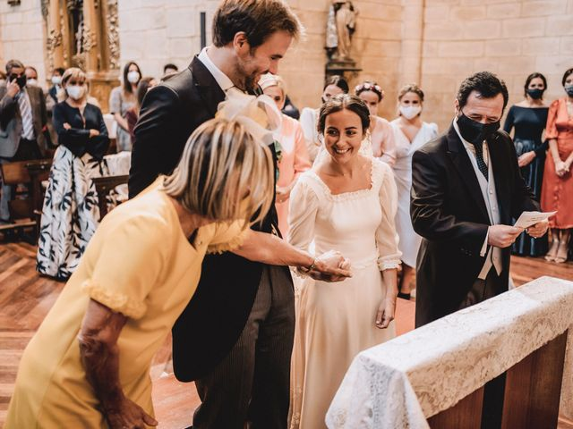 La boda de Lucas y Carlota en Casalarreina, La Rioja 25