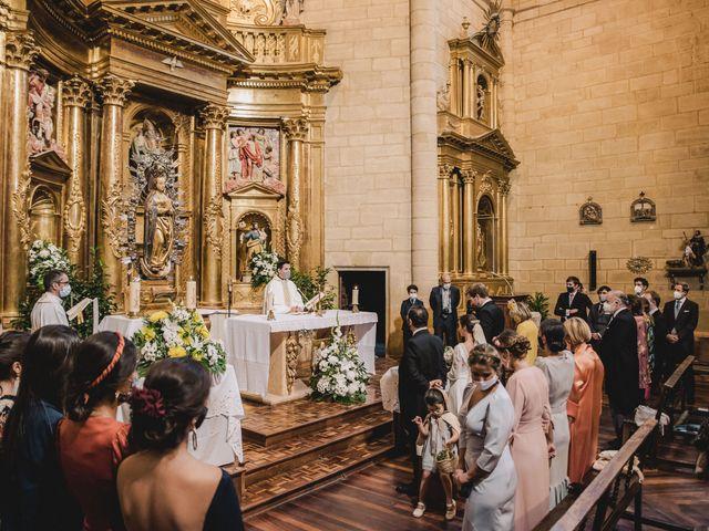 La boda de Lucas y Carlota en Casalarreina, La Rioja 27