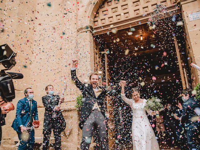 La boda de Lucas y Carlota en Casalarreina, La Rioja 28