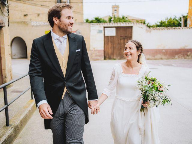 La boda de Lucas y Carlota en Casalarreina, La Rioja 30