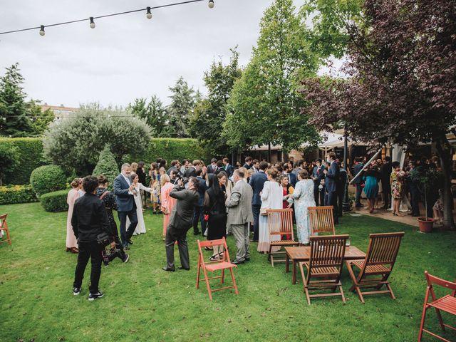 La boda de Lucas y Carlota en Casalarreina, La Rioja 34