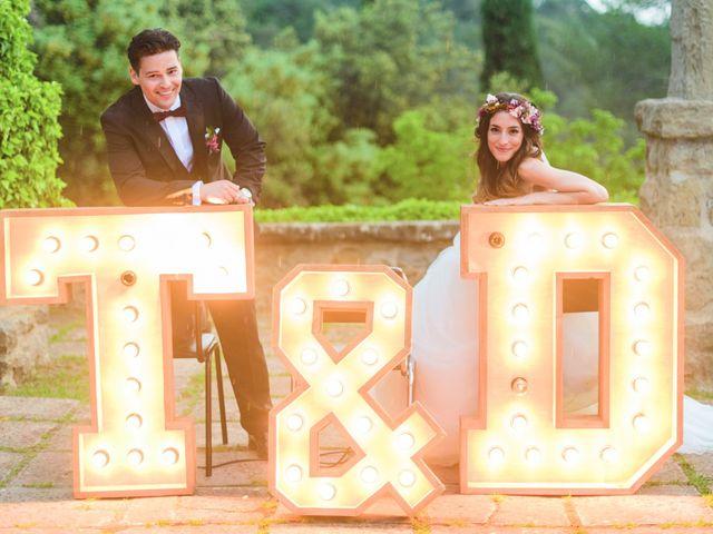 La boda de Tania y Dario