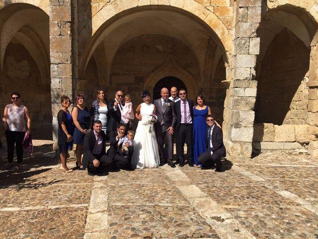 La boda de Daoíz  y Raquel en Astudillo, Palencia 5