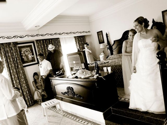 La boda de Mike y Michelle en Santa Cruz De Tenerife, Santa Cruz de Tenerife 26