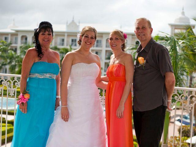 La boda de Mike y Michelle en Santa Cruz De Tenerife, Santa Cruz de Tenerife 60