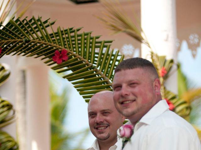 La boda de Mike y Michelle en Santa Cruz De Tenerife, Santa Cruz de Tenerife 79