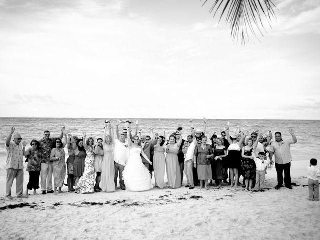 La boda de Mike y Michelle en Santa Cruz De Tenerife, Santa Cruz de Tenerife 143