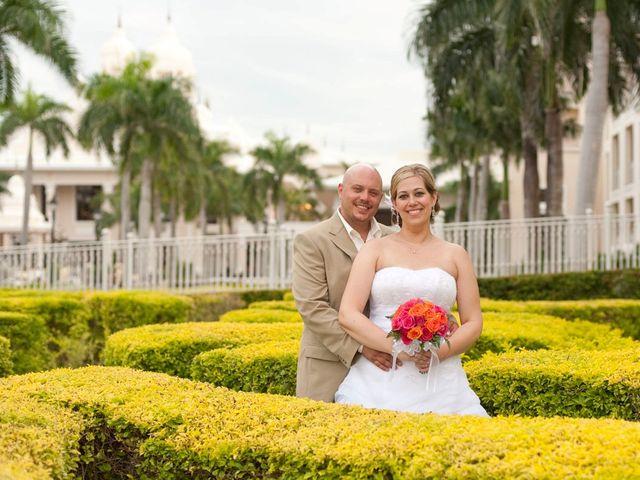 La boda de Mike y Michelle en Santa Cruz De Tenerife, Santa Cruz de Tenerife 2