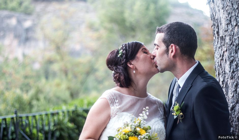 La boda de Jorge y Susana en Villalba De La Sierra, Cuenca