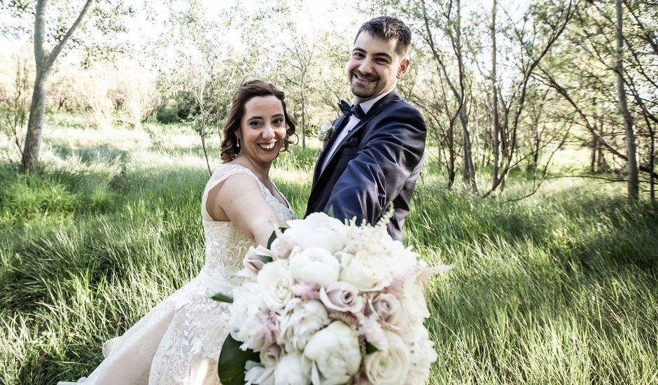 La boda de Sergio  y Virginia  en Zaragoza, Zaragoza