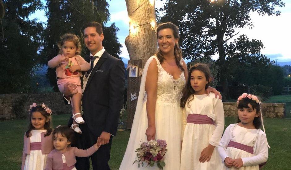 La boda de Estefania y David en Santander, Cantabria