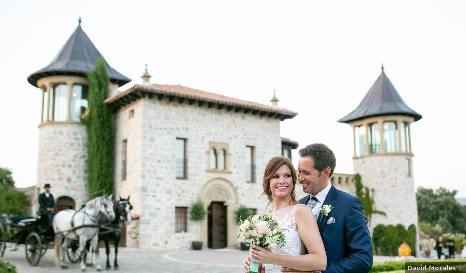 La boda de Pablo y Lily en Mangiron, Madrid