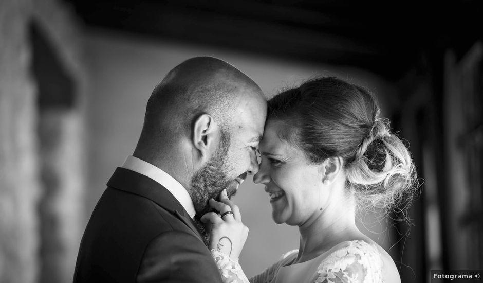 La boda de Lander y Verónica en Elorriaga, Álava