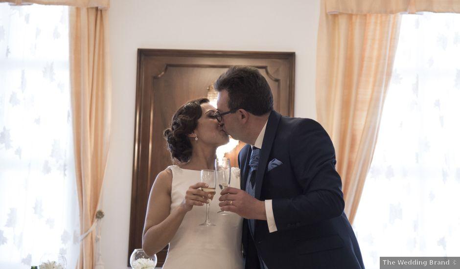 La boda de Paqui y Fran en Albacete, Albacete