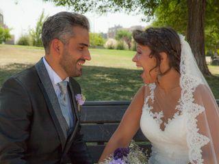 La boda de Teresa y Víctor