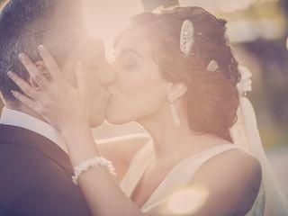 La boda de Daniel y Lourdes