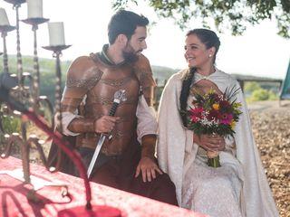 La boda de Anais y Gerard