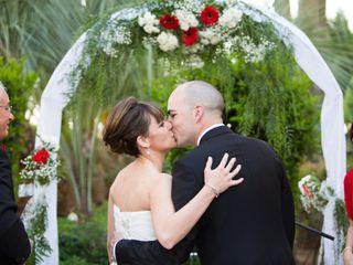La boda de Debora y Andres
