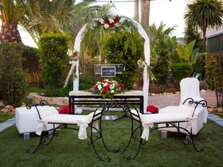 La boda de Debora y Andres 2