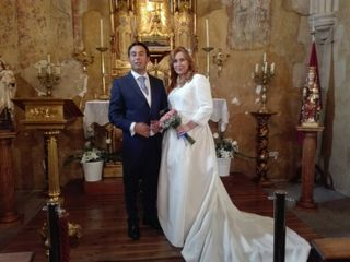 La boda de Rosa y Ruben