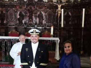 La boda de Claudia  y John  3