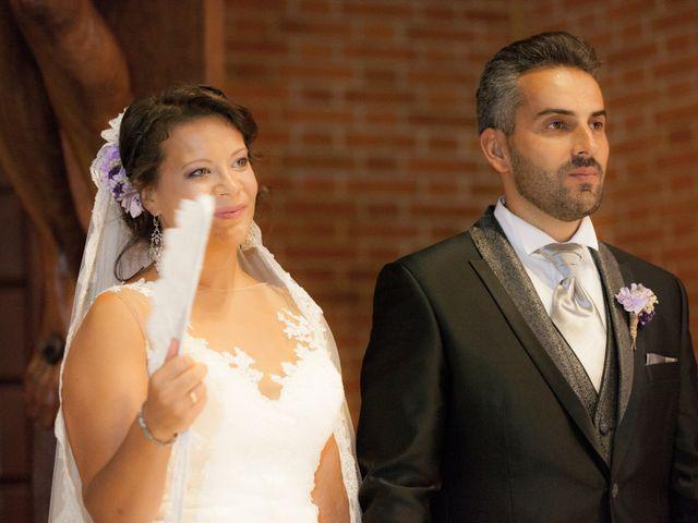 La boda de Víctor y Teresa en Alcorcón, Madrid 74