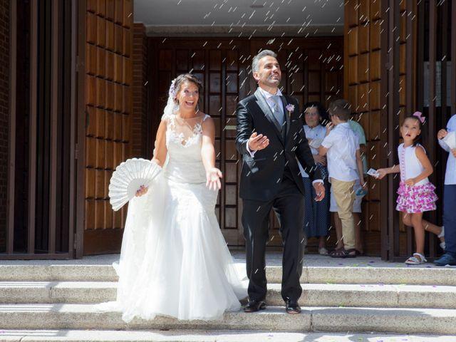 La boda de Víctor y Teresa en Alcorcón, Madrid 101