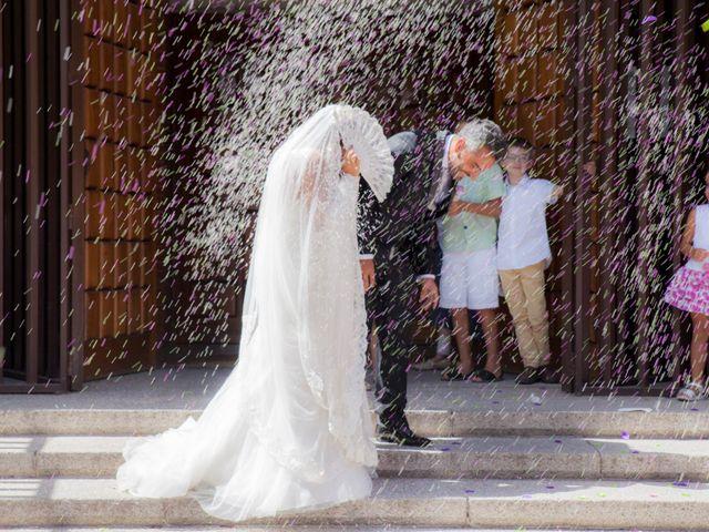 La boda de Víctor y Teresa en Alcorcón, Madrid 103