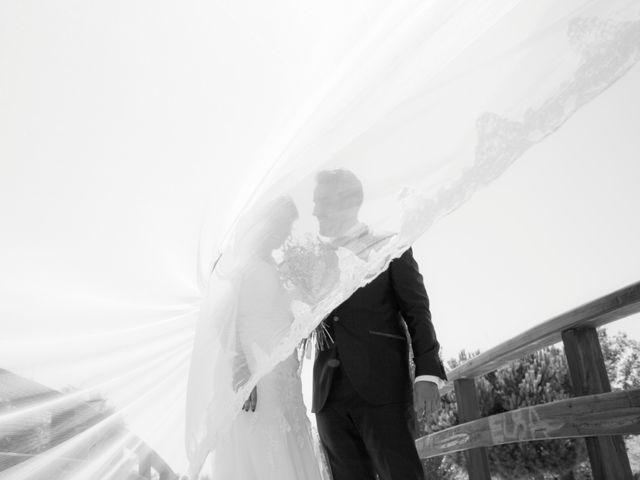 La boda de Víctor y Teresa en Alcorcón, Madrid 110