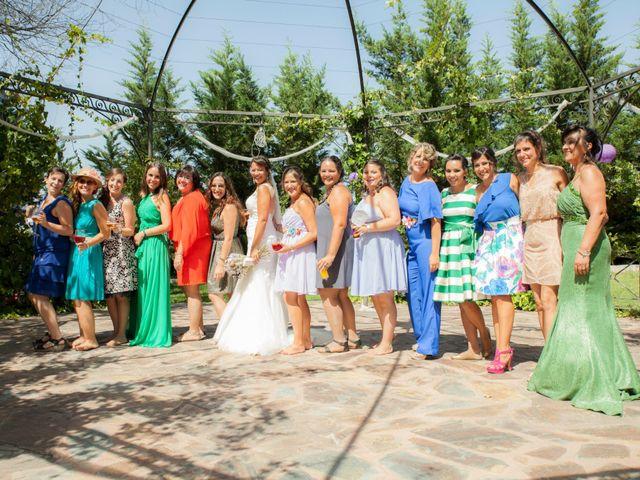 La boda de Víctor y Teresa en Alcorcón, Madrid 119