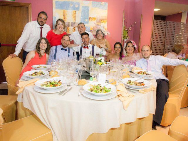 La boda de Víctor y Teresa en Alcorcón, Madrid 136