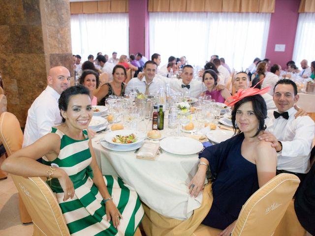 La boda de Víctor y Teresa en Alcorcón, Madrid 139